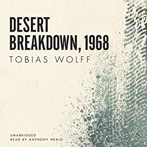 Desert Breakdown, 1968 Audiobook