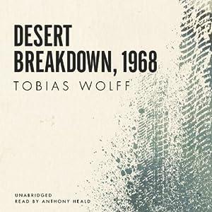 Desert Breakdown, 1968 Audiobook