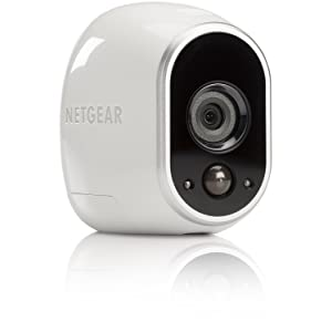 Arlo Smart Home Add-on HD Security Camera, 100% Wire-Free, Indoor/Outdoor with Night Vision by NETGEAR (VMC3030-100EUS) (Base Station Required)