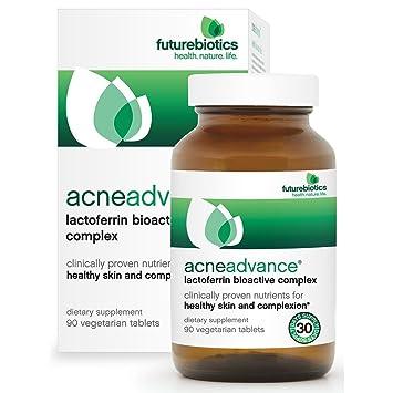 Amazon Com Futurebiotics Acneadvance 90 Vegetarian Tablets Health