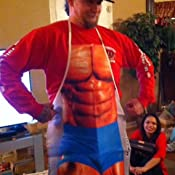 Amazon.com: Muscle Man Apron Cooking Apron Novelty Funny