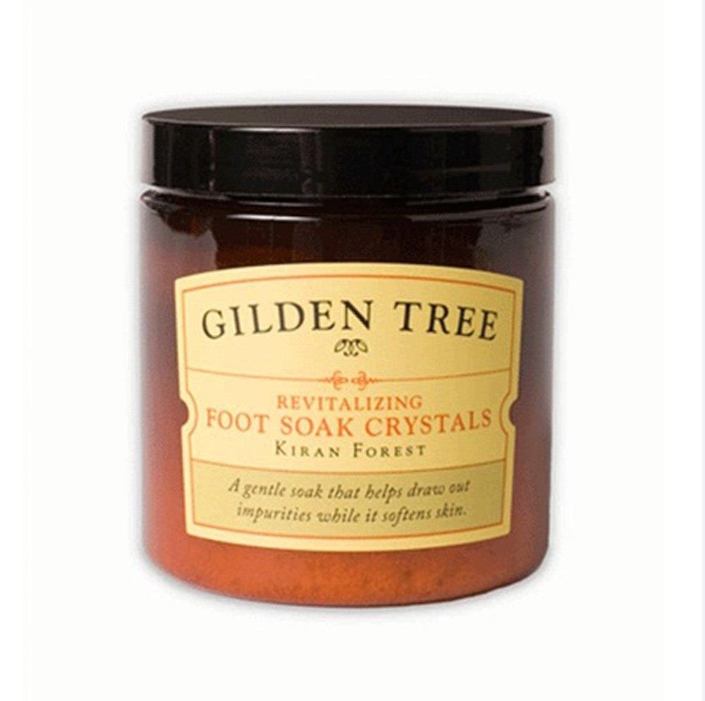 Gilden Tree Revitalizing Foot Soak Crystals, 8 oz.