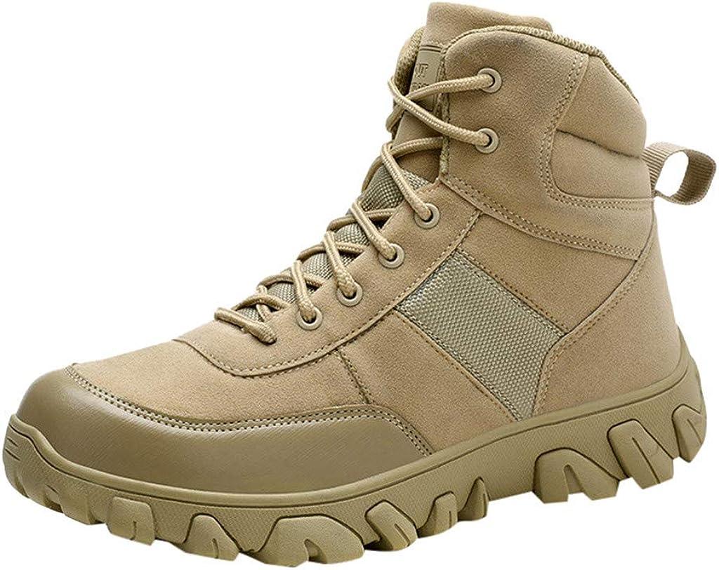 Waterproof Desert Boots, RQWEIN