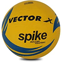 Vector X Spike Moulded Volleyball