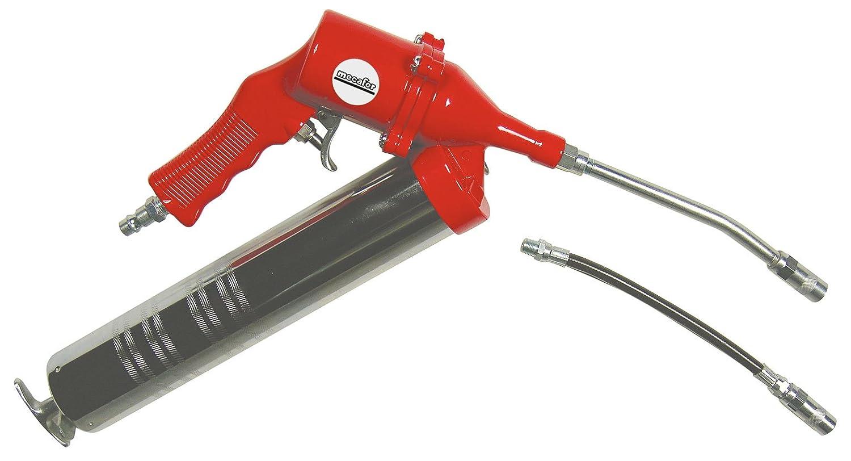 Mecafer 120568 GR/C Pistolet à graisse - Coloris aléatoire