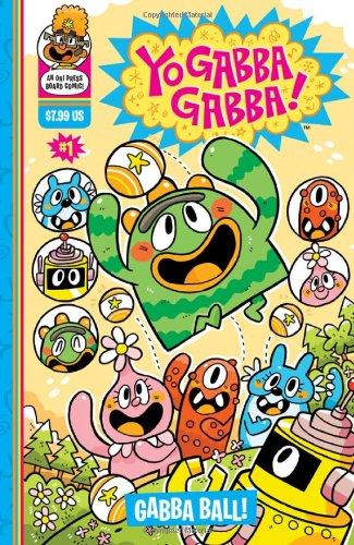 Yo Gabba Gabba: Gabba Ball (Yo Gabba Gabba! (Board))