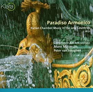 Paradiso Armonico: Italian Chamber Music in Low
