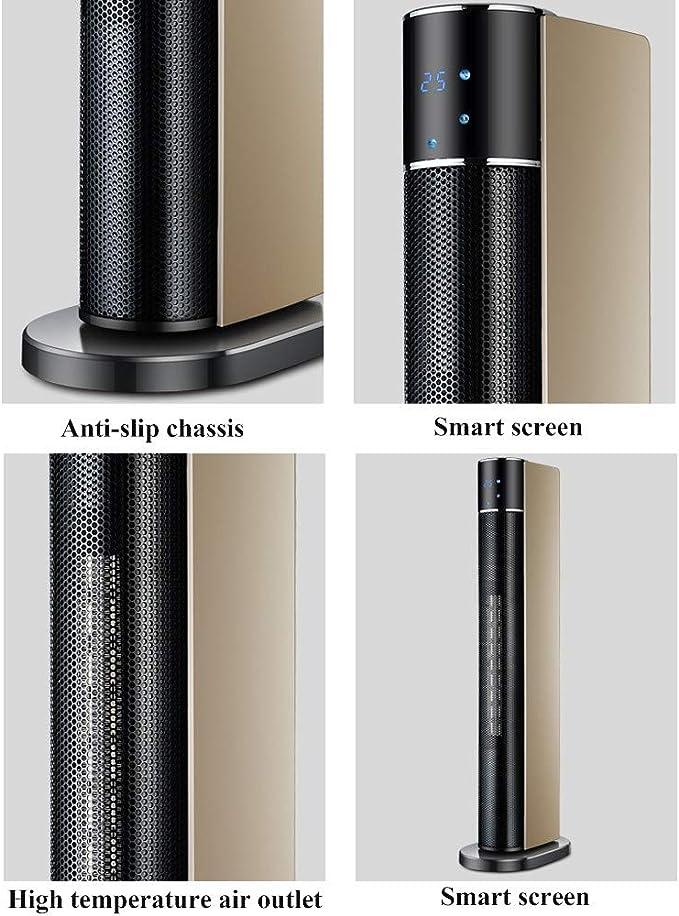 LHSX Ventilateur Colonne Silencieux avec Telecommande