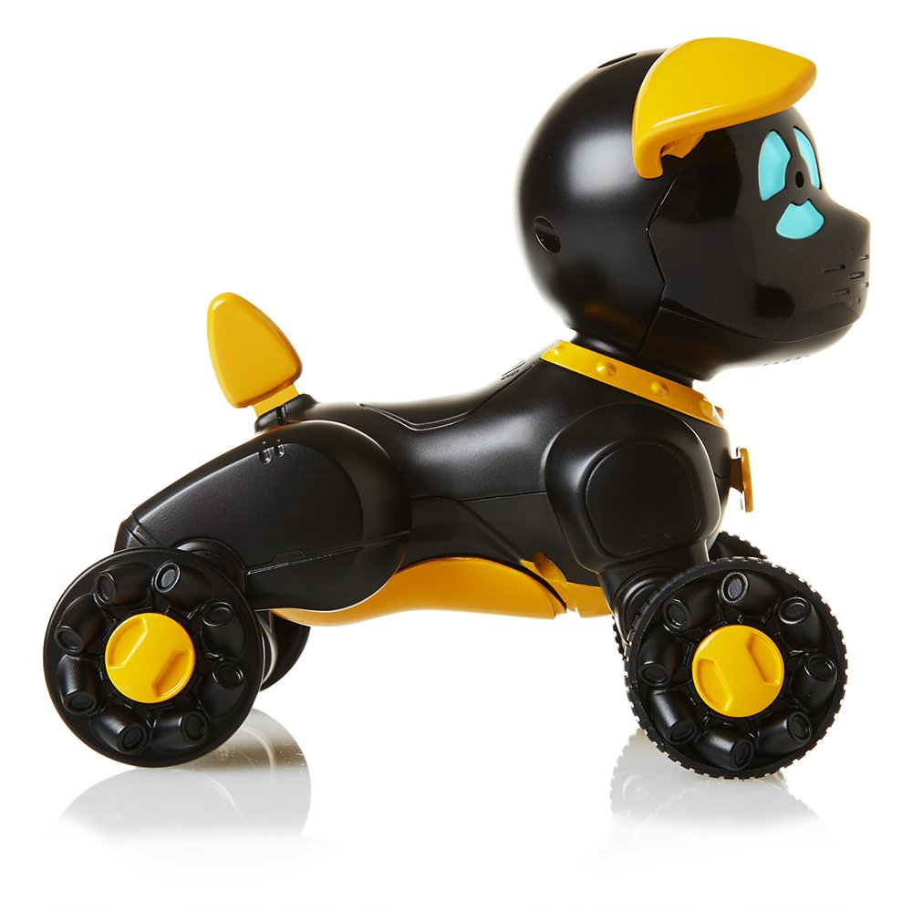WowWee Chippies Robot Toy Dog -  Chippo (Black) by WowWee (Image #5)