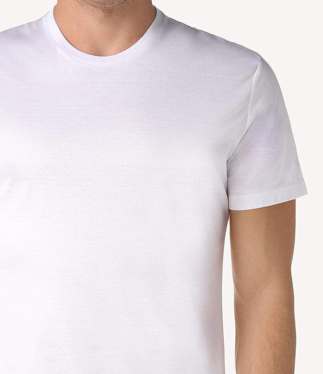 Intimissimi Mens Egytian Cotton Short Sleeve Crew Neck