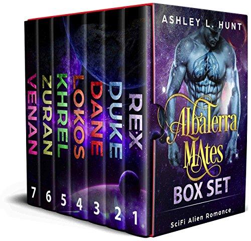 Albaterra Mates: The Complete Box Set (Book 1-7): Paranormal SciFi Alien Romance