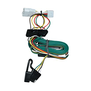 Tekonsha 118354 T-One Connector embly with Converter on trailer plugs, trailer fuses, trailer generator, trailer hitch harness, trailer brakes, trailer mounting brackets,