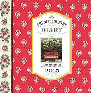 French Country Diary 2015 Calendar