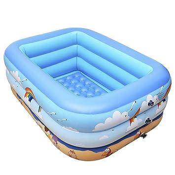 YUJIE Piscine pour enfants épaissie Accueil bébé piscine ...