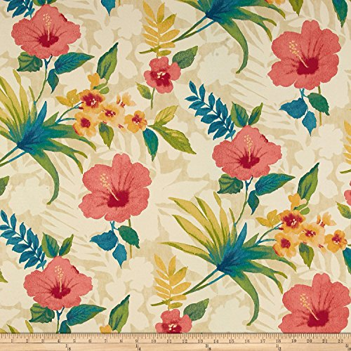Tommy Bahama 0510865 Indoor/Outdoor Pool Party Capri Fabric by The Yard,