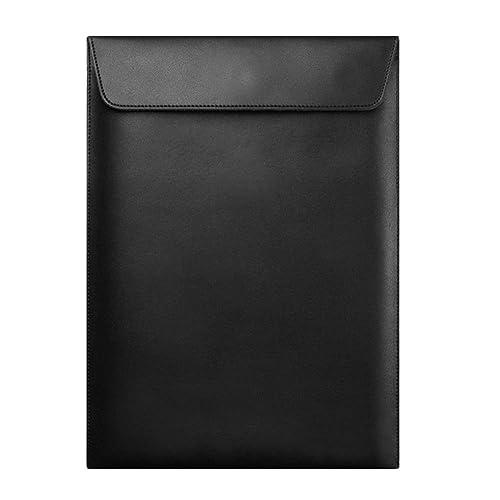 Gladiolus Maletín Con Asa Para Ordenador Portátil Notebook/Ultrabook Tablet De Maleta Bolsa De Transporte/Funda Para Portátiles Negro2 15 Pulgadas: ...