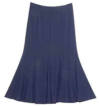 Picadilly - Falda - para mujer Azul azul marino: Amazon.es: Ropa y ...