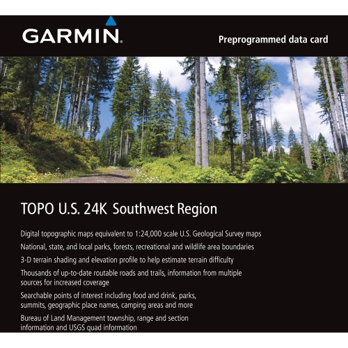 Topo U S 24K Mountain South