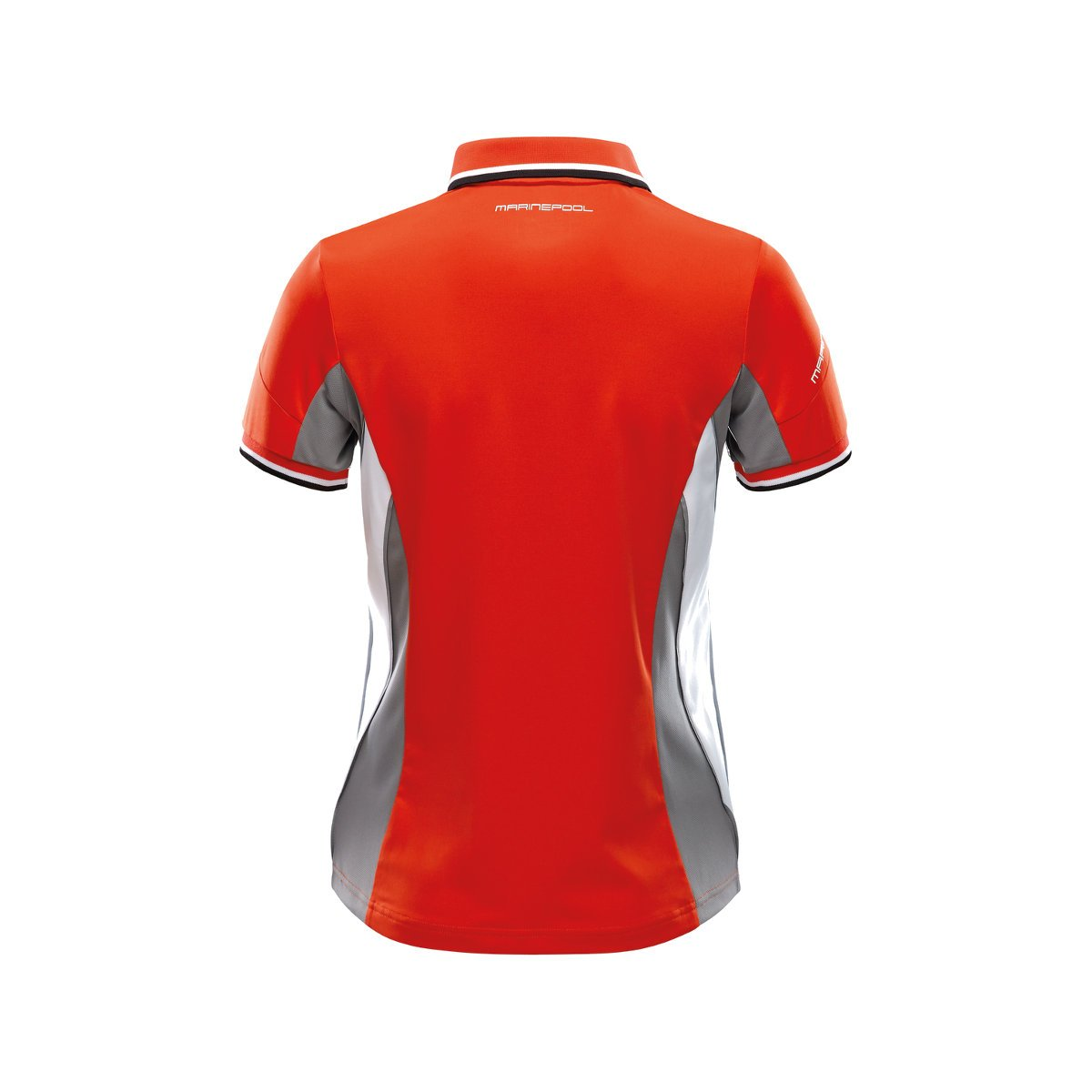 ef710fdb5360 Marinepool Madison Tec Poloshirt Damen orange, Größe M  Amazon.de  Sport    Freizeit