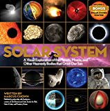 img - for Solar System: A Visual Exploration of the Planets, Moons, and Other Heavenly Bodies that Orbit Our Sun book / textbook / text book