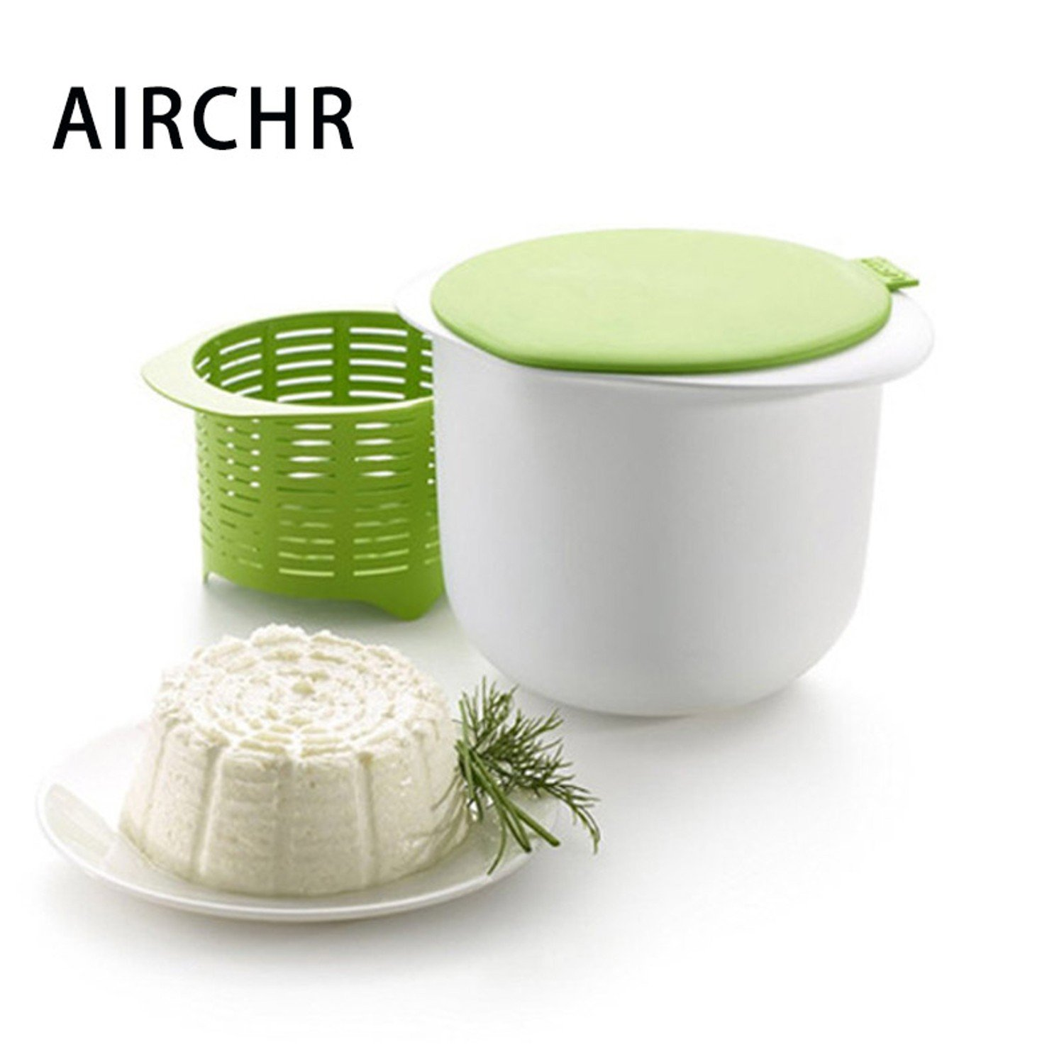 Convenient Microwave Cheese Maker Plastic Healthy Cheese Making DIY Home Cream Cheese Dessert Pastry Pie Kitchen Tool