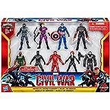 Captain America Civil War Hero vs Hero Faceoff Exclusive Set