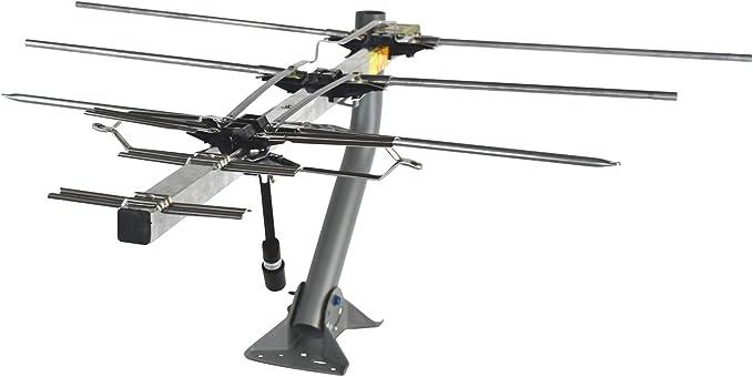 Winegard YA7000C Antena de TV con Soporte, VHF-Low y High VHF ...
