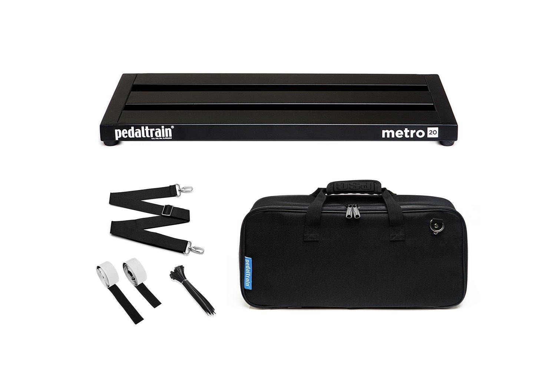 PT-M20-SC Pedaltrain Metro 20 w/soft case Pro Stage Gear