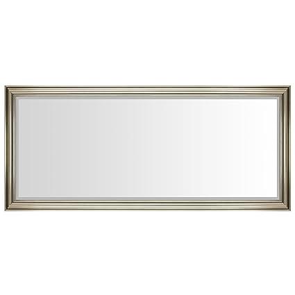 wohaga® Espejo con borde biselado 170 x 70 cm espejo de ...
