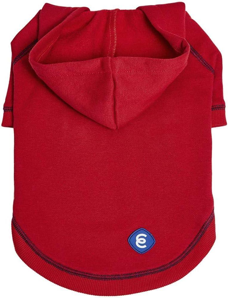 Blueberry Pet Essentials 2020 New 4 Colors Soft /& Comfy Better Basic Cotton Blend Dog Sweatshirts