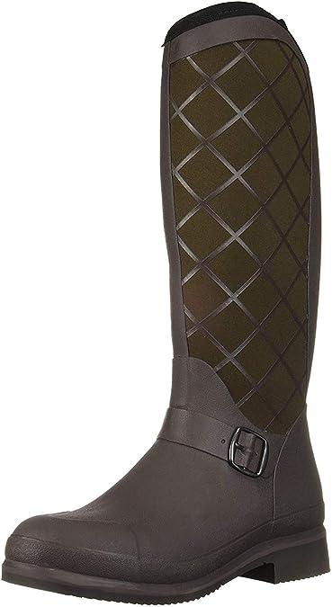 Amazon.com | Muck Pacy ll Rubber All-Season Women's Riding Boots | Mid-Calf