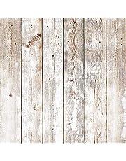 16.4Ft Rustic Wood Wallpaper Wood Plank Wallpaper Self Adhesive Wallpaper Removable Wallpaper Shiplap Weathered Reclaimed Distressed Wood Wallpaper Stick and Peel Vinyl Faux Wood Look Wallpaper Roll