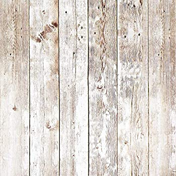 X wood peel and stick wallpaper self - Faux wood plank wallpaper ...