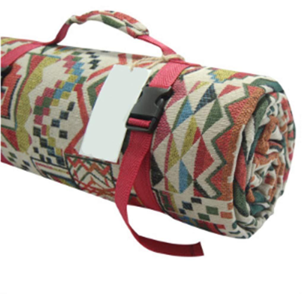 FUROO Oversized Picnic and Outdoor Blanket Outdoor Waterproof Handbag Beach, Camping,1