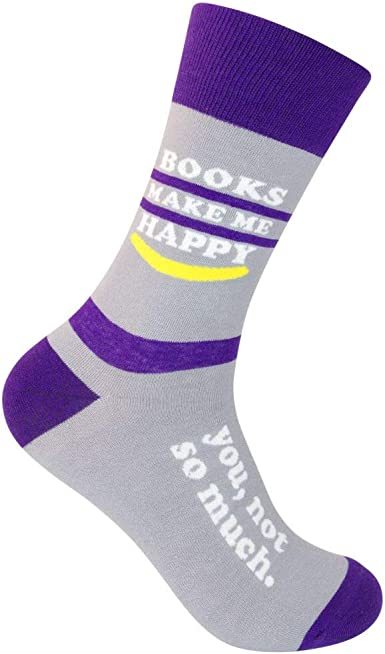 If You Can Read This Bring Me A Book bookworm book lover Sock cotton comfortable