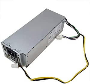 Replace Power Supply for Dell Optiplex 3040 5040 7040 3650 3656 SFF 180W 5XV5K RWMNY 9XD51 N8D59 WYX72
