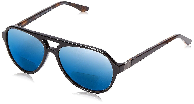Spine Optics SP7002 Polarized Bi-Focal Reading Sunglasses