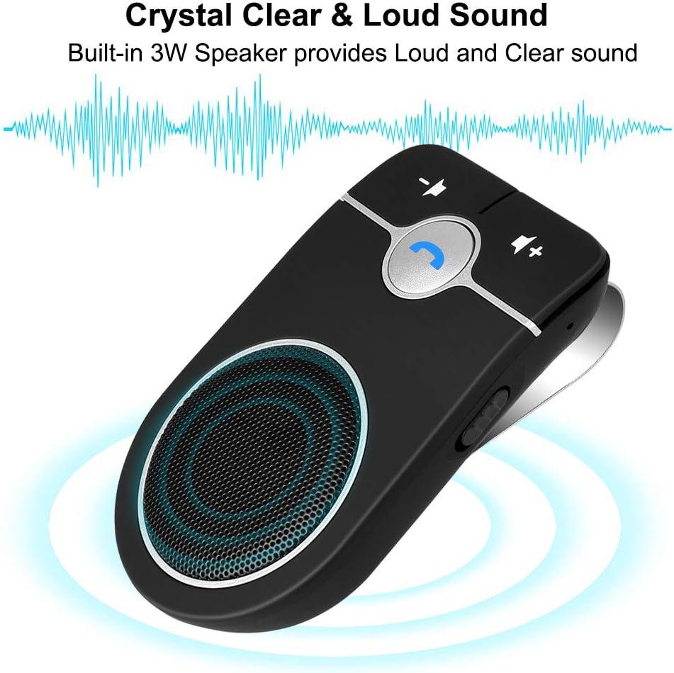 Bluetooth Hands Free Speakerphone