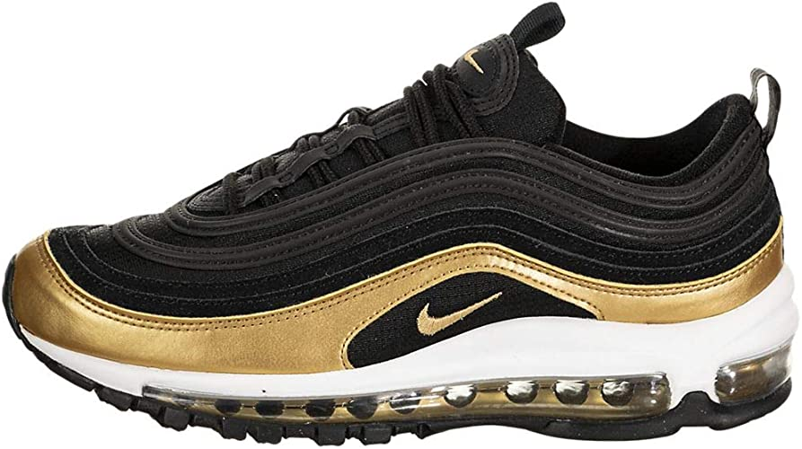 air max 97 nere oro