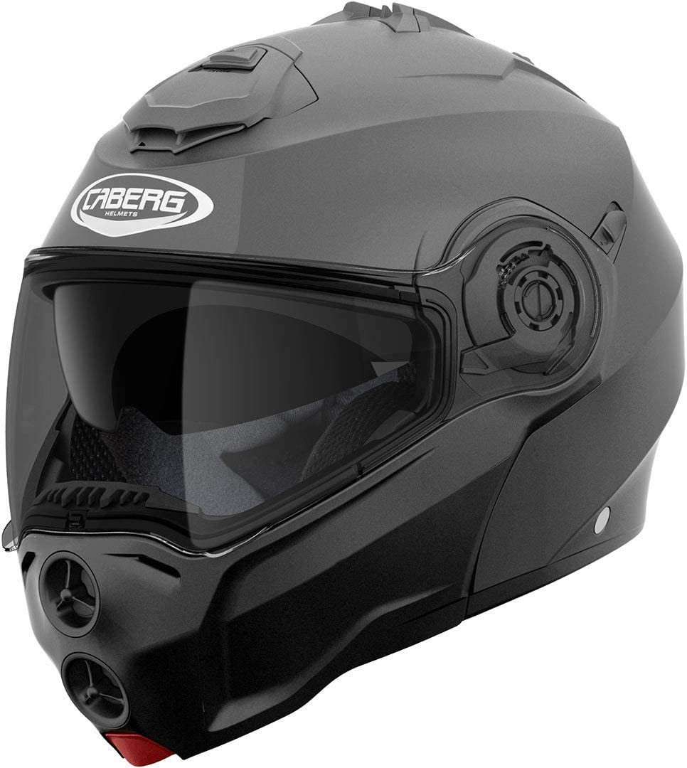 Size M White Metal CABERG Droid Helmet