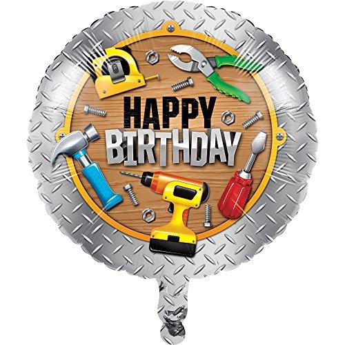 Creative Converting Handyman Foil Balloon
