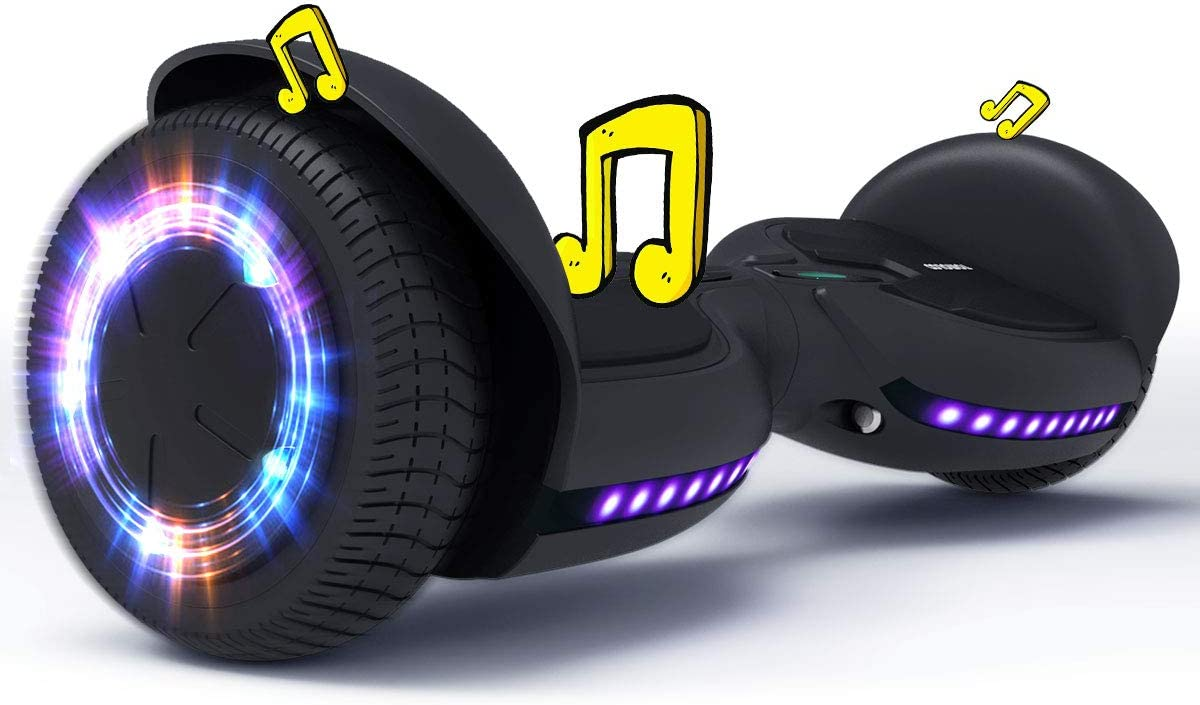 Top 8 Best Hoverboard For 10 Years Old - 2021 3