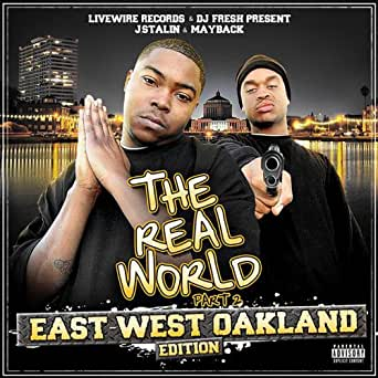 Amazon Com J Stalin Amp Mayback The Real World East West