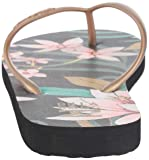 Billabong Women's DAMA Sandal Flip-Flop, Cypress, 7