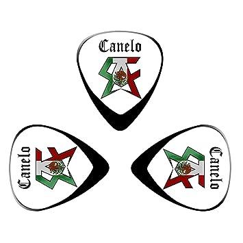 pimalico Classic Alvarez Canelo diseño Púas (3 unidades) para ...