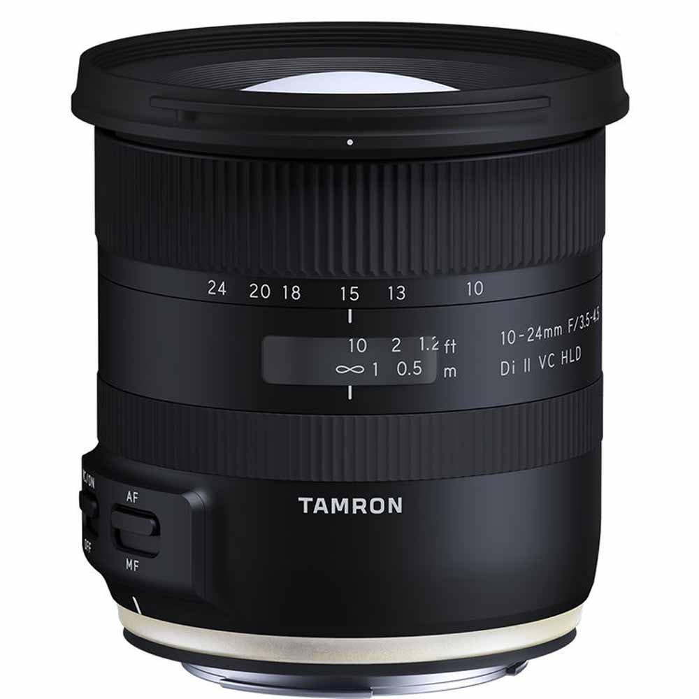 Tamron 10 – 24 mm f / 3.5 – 4.5 Di VC USD HLDレンズ – Canon   B01MV9MXAN