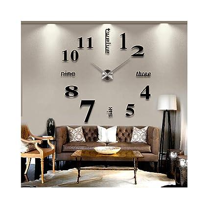 Amazon.com: Alrens Home DIY Decorative Wall Stickers Removable XXL ...