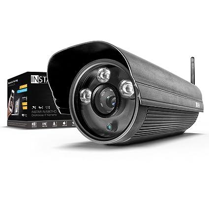 INSTAR IN-5907HD - Cámara IP Wi-Fi para exteriores (sensor WDR,