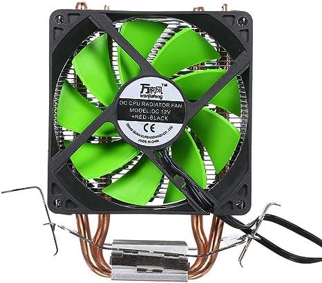 Docooler Ventiladores de Heatpipe de Ventilador de procesador ...