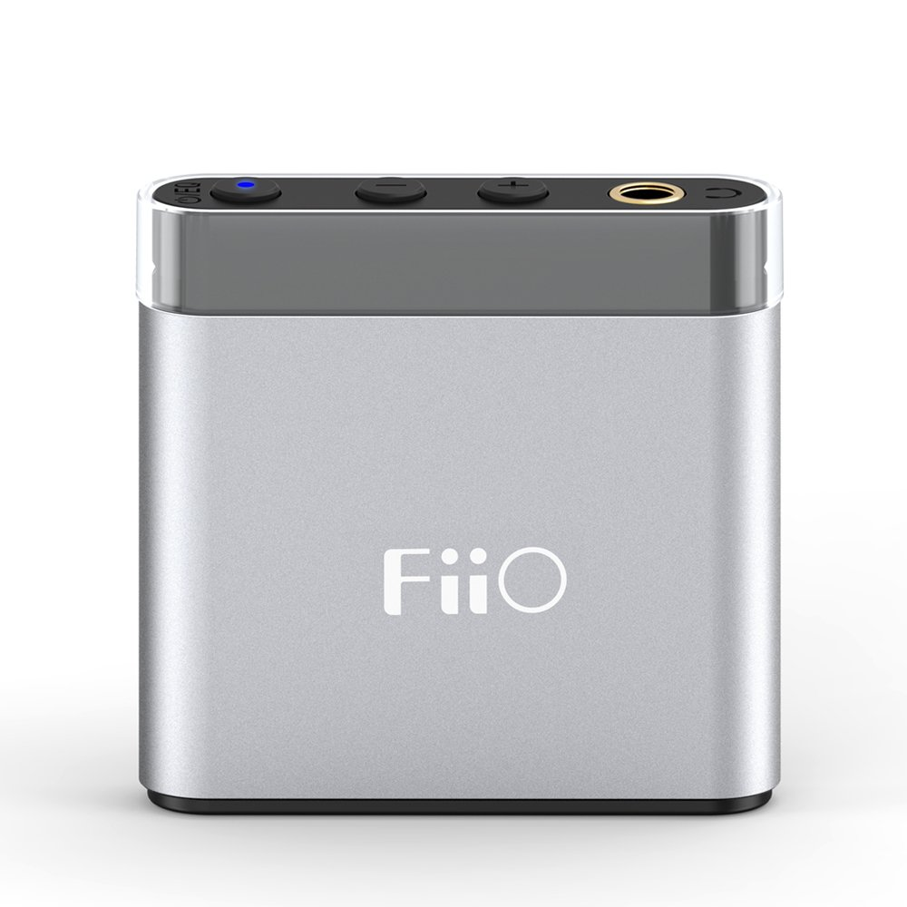 Fiio A1 Silver Portable Headphone Amp Electronics Best Circuit